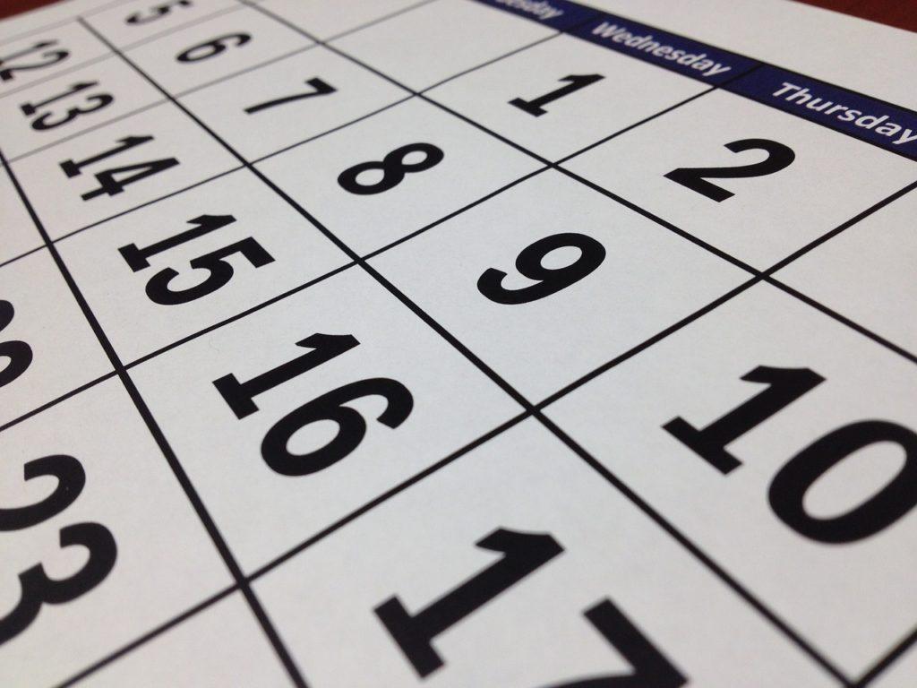 パスポートの申請から発給までの日数(愛知県)